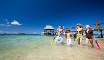 singaporeans fiji holiday