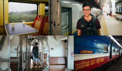 singapore to hanoi by train