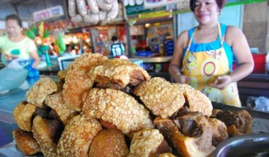 fried filipino delicacies