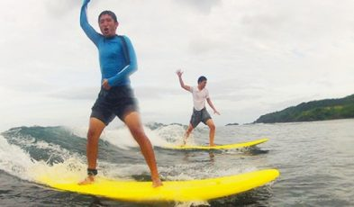 surf camps philippines