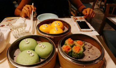 yum cha hong kong food