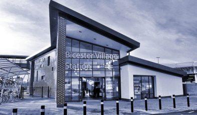 Bicester Village, England