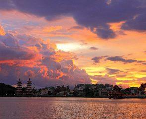 Lotus Pond Kaohsiung
