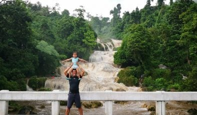 eastern mindanao travel costs