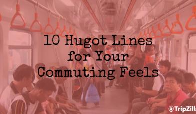 hugot lines commuting