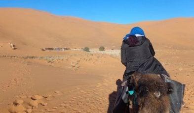 roadtrip sahara desert