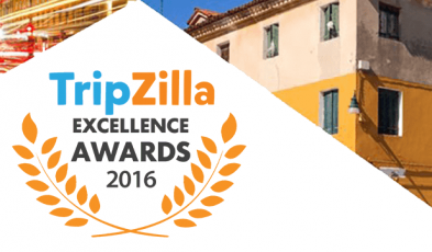 tripzilla excellence awards 2016