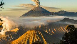 active volcanoes in asia