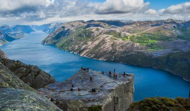 norway pulpit rock