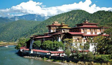 Pungthang Dechen Phodrang Dzong