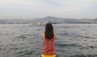 hong kong instagram pier