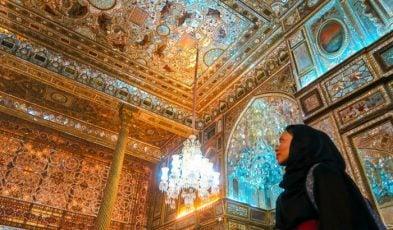 iran travel tips