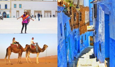 morocco 3 week itinerary