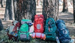 brands travel backpack singapore