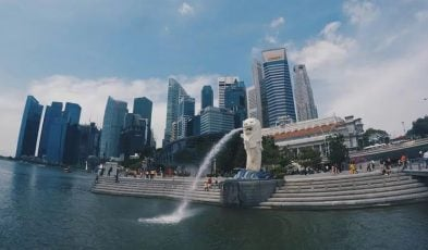singapore 3 days budget travel