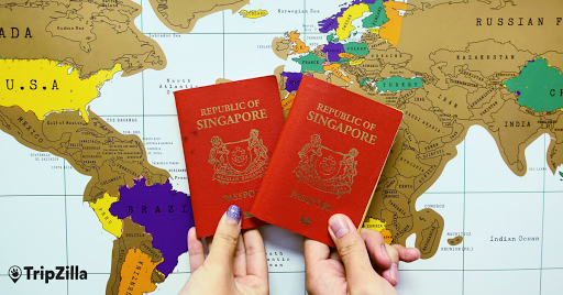Singaporeans you own the worlds most powerful passport what you own the worlds most powerful passport what are you going to do with it gumiabroncs Choice Image