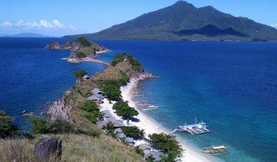 kalanggaman sambawan island