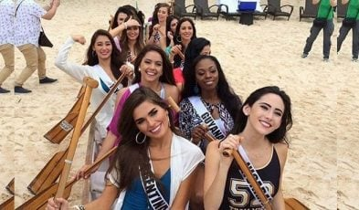 travel like miss universe 2016