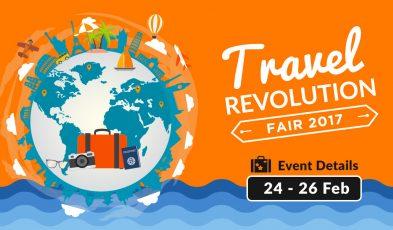 Travel revolution fair feb 2017