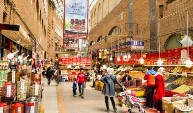 bazaar china