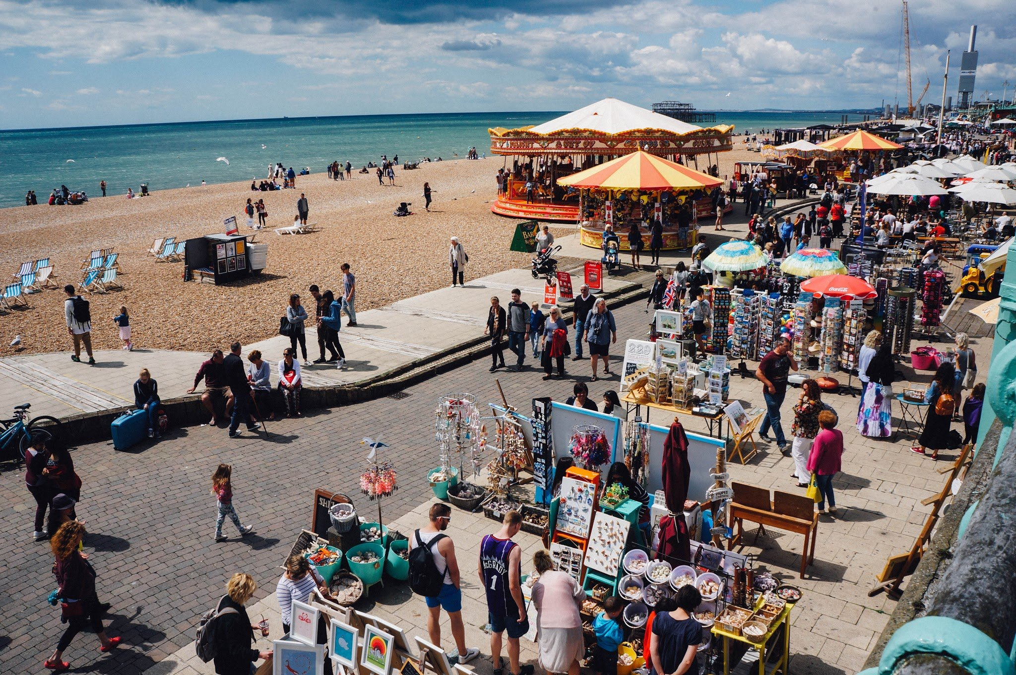 10 Things to Do in Brighton, A Seaside Town Near London
