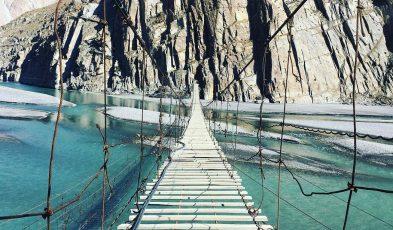 Hunza River Pakistan