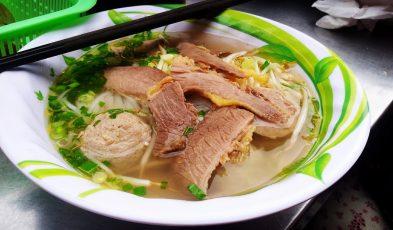restoran halal di Ho Chi Minh Pho