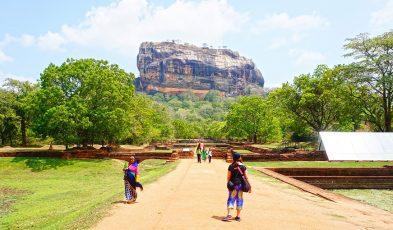 sri lanka solo travel itinerary