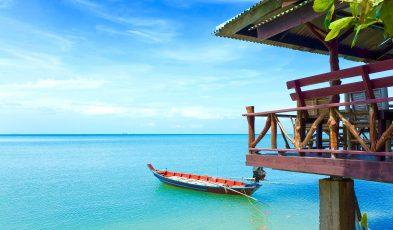 asia getaways weekend