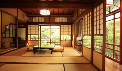 ryokan stay in japan