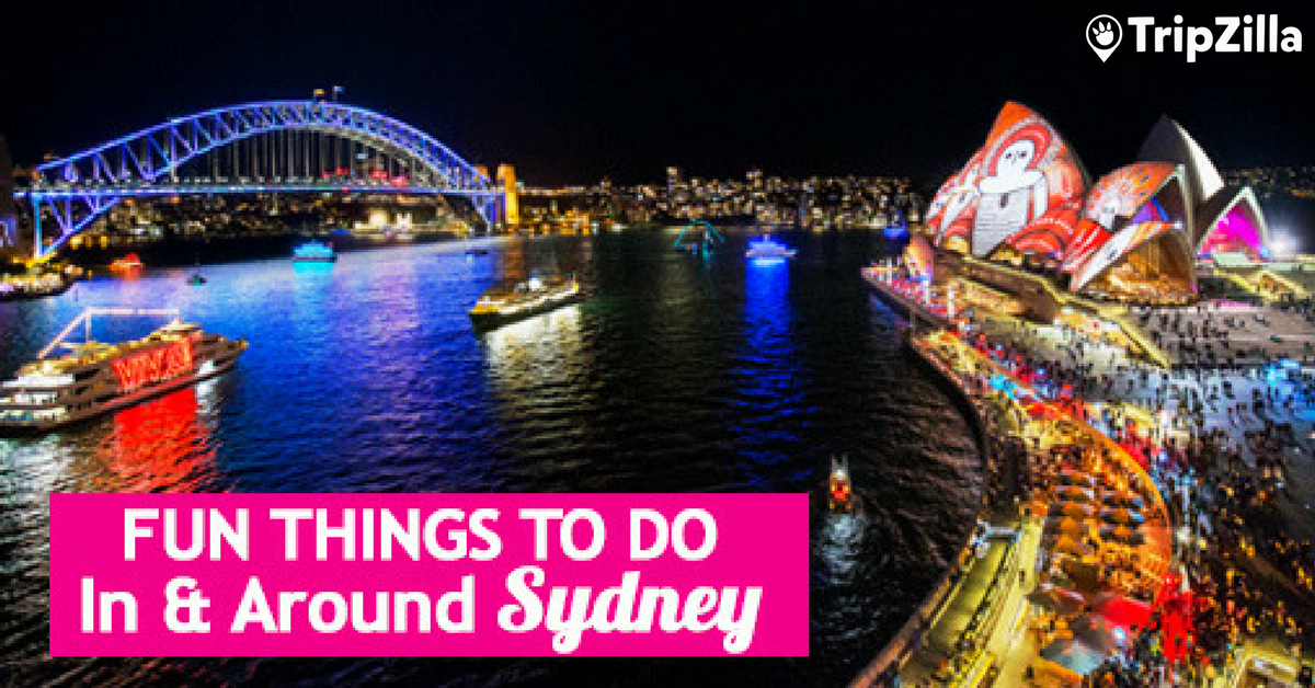 Fun things to do on a first date in Sydney