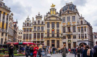 Grote Market in Brussels