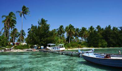 Menjangan Besar Island
