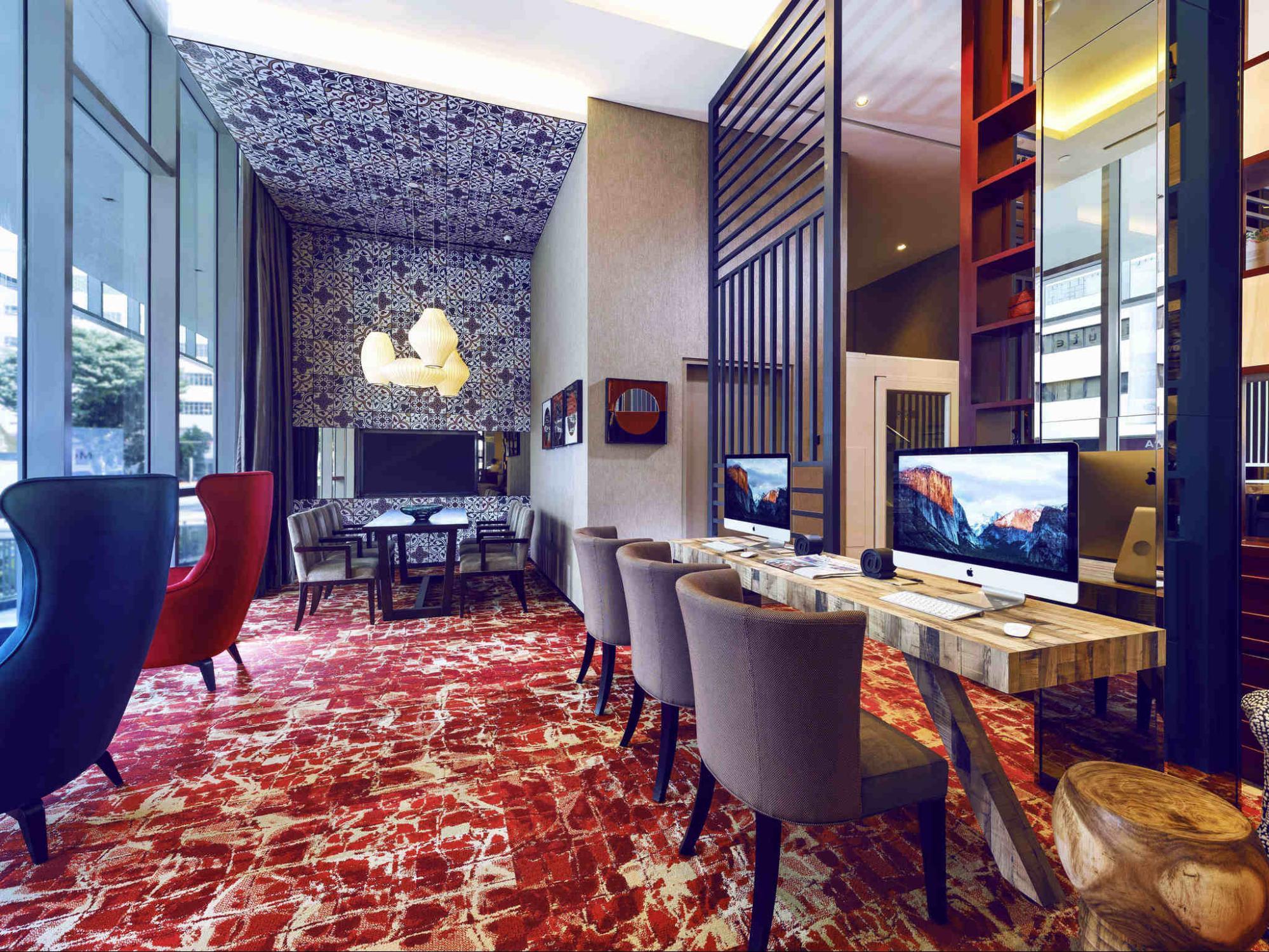 Mercure Singapore Bugis The Swanky New Loft Style Hotel