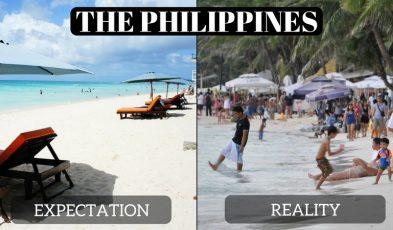 philippines expectation vs reality